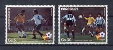 s5809) PARAGUAY 1982 MNH** WC Football'82 - Coppa Mondo Calcio 2v