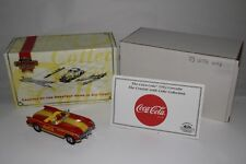 Matchbox/Dinky 1953 Chevrolet Corvette Coca Cola Model, Nice Boxed