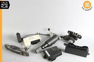 92-95 Mercedes W140 S500 400SEL Steering Ignition Switch Trunk Door Lock Set OEM