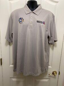 Vintage Matco Tools Carolina Road Runners District 1676 Dress Polo Shirt Size XL
