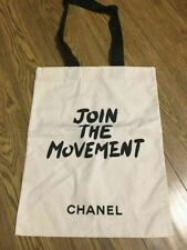 CHANEL Join The Movement Shopping Bag Eco Bag