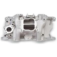 Edelbrock Intake Manifold 2176; Performer Aluminum for Chrysler 318-360 LA Mopar