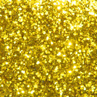 50g XXL Metal Flakes Royal Gold Car Effektlack Pigment 1,0mm