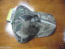 Realtree Hardwoods Green Camo HD Hunting Cap Hat. Baseball Cap