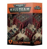 WARHAMMER 40K- KILL TEAM - KILLZONE: SECTOR FRONTERIS