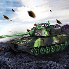 13 Zoll Ferngesteuerter Militärpanzer RC Spielzeug Geschenk für