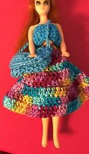 Hand crocheted Doll outfit for 6 inch/Dawn, Britney Mandy/no doll included