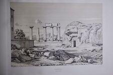 ALIGNY Vues des sites les plus célèbres de la Grèce Antique