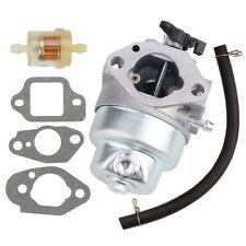 Carburetor carb for Troybuilt TB130 Honda GVC160 fuel filter kit