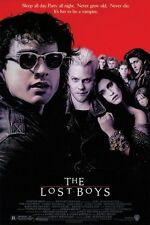 THE LOST BOYS POSTER Vampires - Amazing RARE HOT NEW 24x36 -VW0