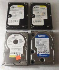 """Lot of 4 250GB 3.5"""" Desktop HD HDD / BUNDLE / WARRANTY / USED"""