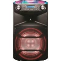 ION Block Party Ultra 120W Portable Bluetooth Karaoke System  w/ Microphone