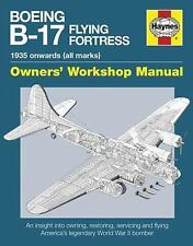 Boeing B-17 Flying Fortress Manual (Paperback or Softback)