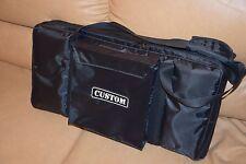 Custom padded travel bag soft case for LINE6 Helix processor floorboard model