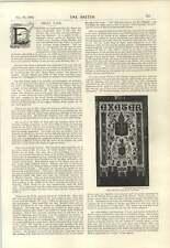 1894 Church Congress Exeter Banner Hh Wiffell