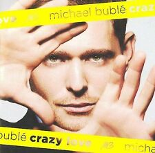 MICHAEL BUBLE - Crazy Love by Michael Bublé (CD, Oct-2009, 143 Records)