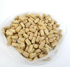 100 Natural Used Wine Corks NO SYNTHETIC NO CHAMPAGNE Arts / Crafts / Projects