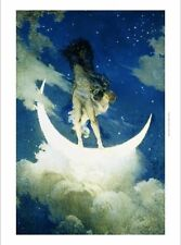 Canvas Moon & Stars Modern Wall Hangings