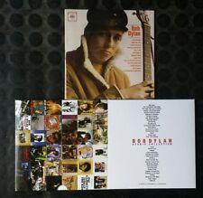 Bob Dylan studio collection cd 1 + cofanetto