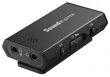 Creative Sound Blaster E1 hi-res support USB audio interface From Japan F/S