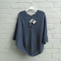 Possum Merino Wool Luxury Women's Poncho