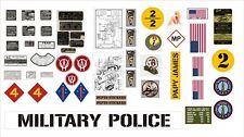 Rochobby 1/6 Jeep Willys sticker set