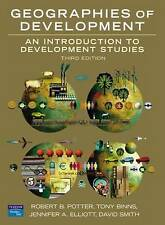 Geographies of Development: An Introduction to Development Studies by Robert Pot
