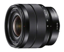 Sony SEL 10-18mm f/4 OSS Lens