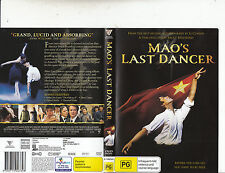 Mao's Last Dancer-2009-Chi Cho-Australia Movie-DVD