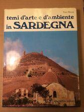 VICO MOSSA - TEMI D'ARTE E D'AMBIENTE IN SARDEGNA OMAGGIO BANCO DI SARDEGNA 1987