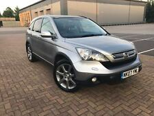 Honda CRV EX CTDI Diesel Manual - 5 Door - Family - 4x4 - Nav - Leather -Hi Spec