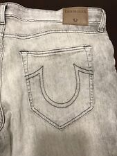 TRUE RELIGION MENS SKINNY JEANS SZ 40