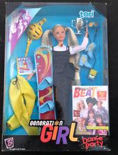 Barbie Generation Girl Tori Doll 1999 Dance Party Snowboarding Glitter MattelMIB