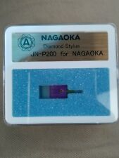 Brand new: JN-P200 Nagaoka Stylus for MP200 (original Nagaoka Stylus Only)
