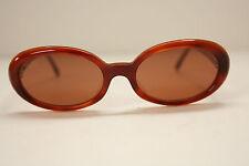 New Serengeti Drivers Sunglasses 6632 Marilyn Butterscotch Frame NWT