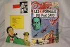 LES 3 FORMULES DU PROF. SATO T1 MORTIMER A TOKYO-JACOBS 1977
