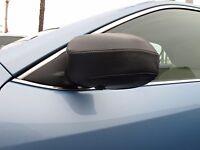 Colgan Car Mirror Covers Bra Protector Black Fits 2005-2007 Porsche Boxster