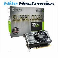 EVGA GeForce Gtx1050 TI SC Gaming Graphics Card 4 GB Gddr5 PCIe ACX 2
