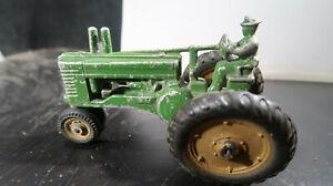 Arcade Cast John Deere Farm Tractor 1:16