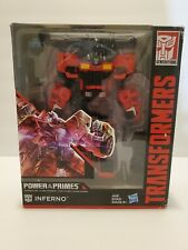 Transformers Hasbro The Titans Return Voyager Class Inferno Figure