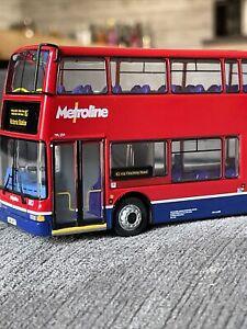 Northcord,cmnl,plaxton President ,METROLINE LONDON model Bus