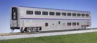 KATO 3560851 HO Phase VI Amtrak  #38011 Superliner Sleeper w/Interior Light Inst