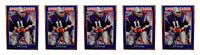 (5) 1992 Sports Cards #144 Jeff George Football Card Lot Indianapolis Colts