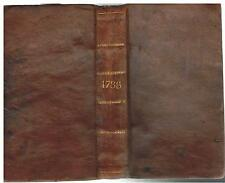 The Royal Kalendar : or Complete and Correct Annual Register for ...... 1788