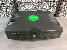 Original Classic Microsoft Xbox Console Only For Parts or repair AS IS
