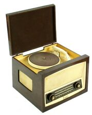 1950's Vintage GEC BC5445 AM SW LW Valve Radiogram - FREE Shipping [PL4601]