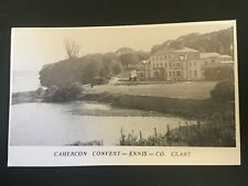 postcard,Cahercon house co Clare.