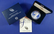 2015 W American Silver Eagle Proof with Box and COA -- ES6 -- FREE SHIPPING