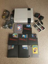 Nintendo NES Konsole mit 10 Spielen *TOP* Konvolut