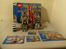 (GO) LEGO CITY 7892 KRANKENHAUS MIT OVP & BA 100% KOMPLETT + 7890 MIT BA